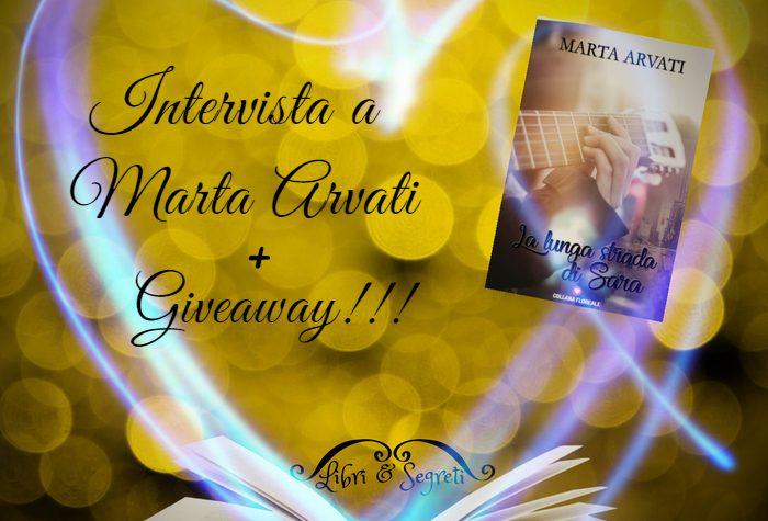 Intervista a Marta Arvati