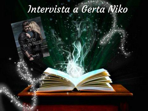 Intervista a Gerta Niko