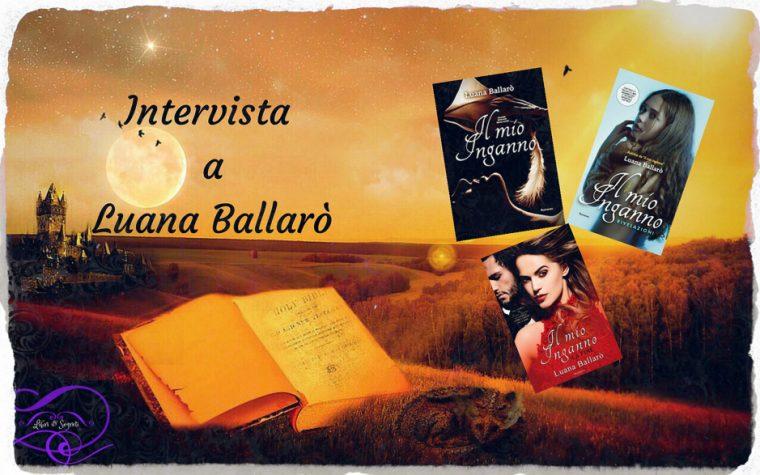 Intervista a Luana Ballarò