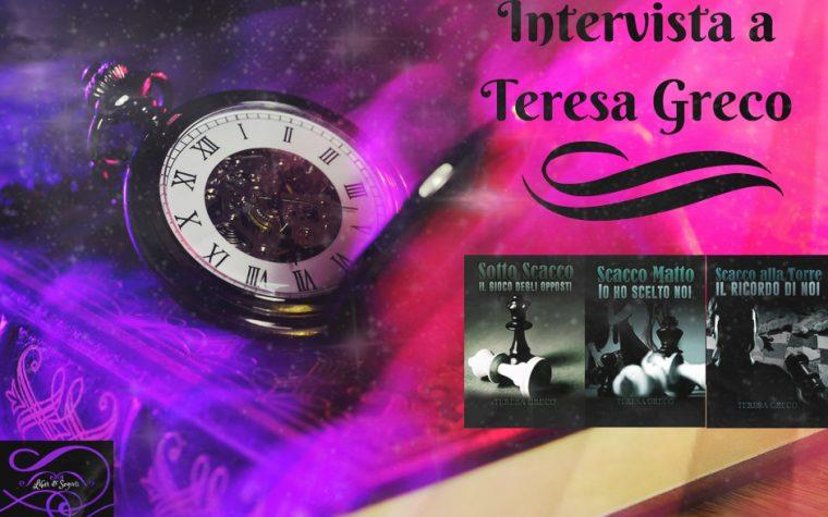 Intervista a Teresa Greco