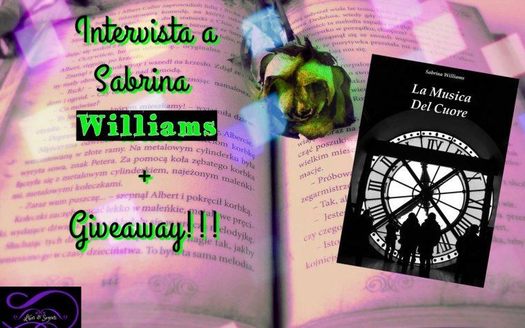 Intervista a Sabrina Williams
