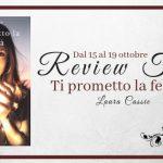"""Review Tour """"Ti prometto la felicità"""" di Laura Cassie"""
