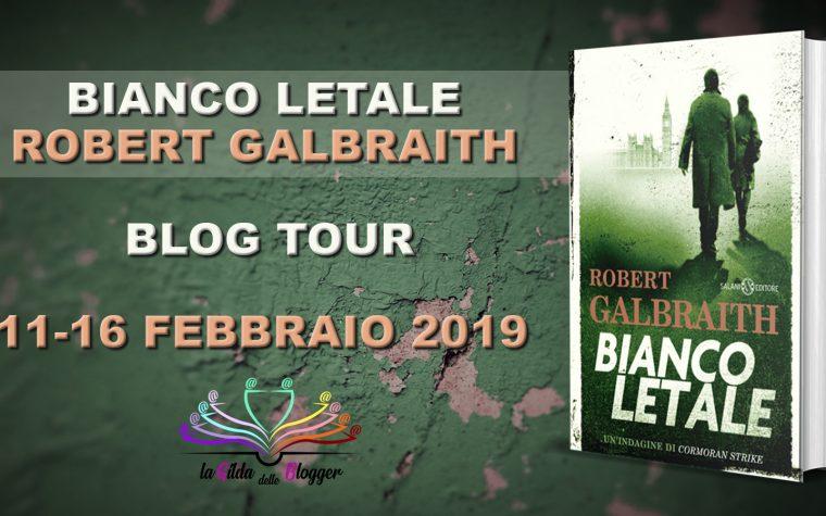 "Blog Tour: I personaggi di ""Bianco Letale"" – Robert Galbraith"
