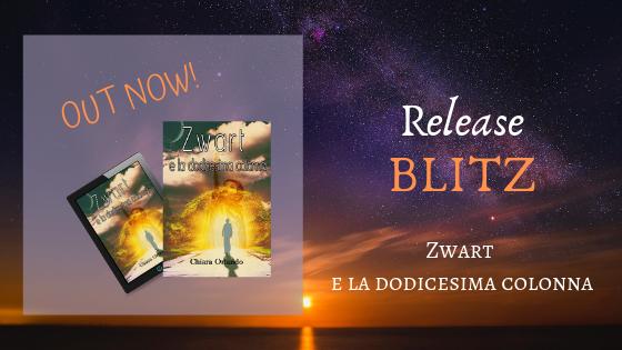 """Release Blitz """"Zwart e la dodicesima colonna"""" di Chiara Orlando"""