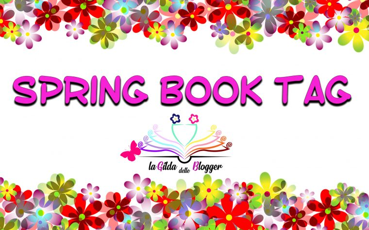 Spring Book Tag