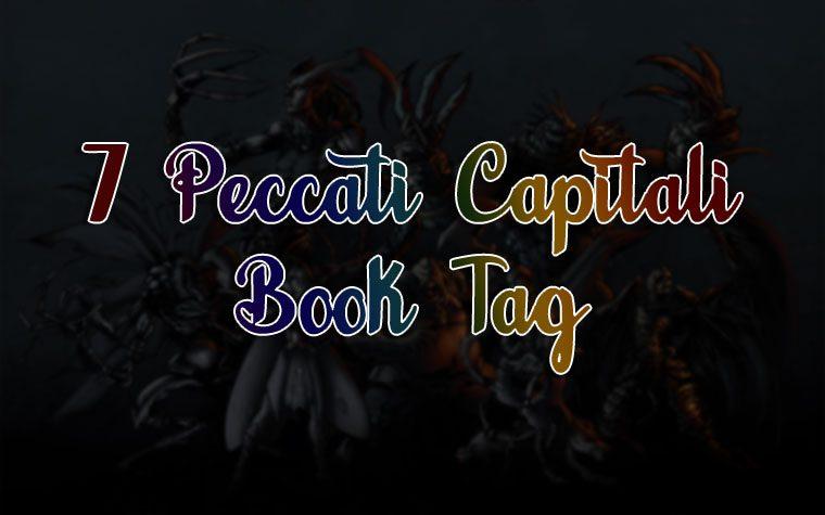Book Tag – I sette peccati capitali