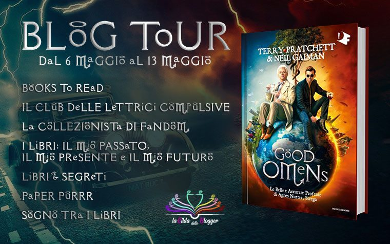 Blog Tour – Good Omens – I Personaggi