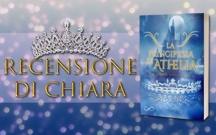 """La principessa di Athelia"" di Aya Ling – Recensione"