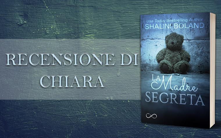 """""""La madre segreta"""" di Shalini Boland – Recensione"""