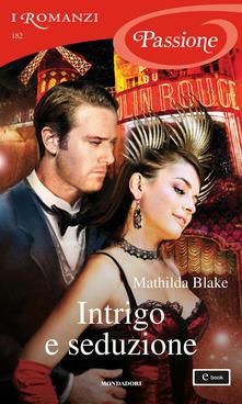 Cover intrigo e seduzione