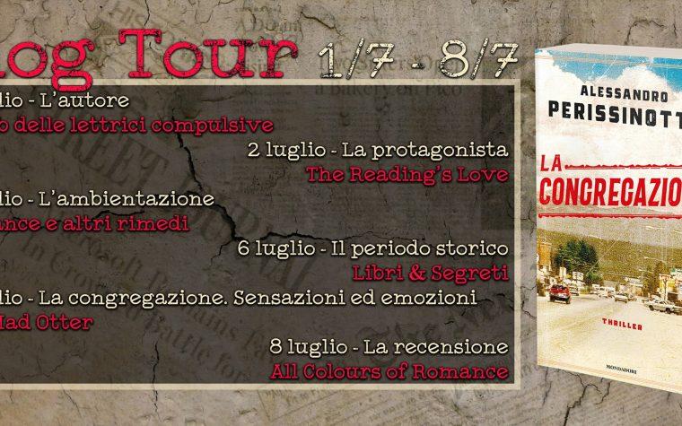 """""""La congregazione"""" di Alessandro Perissinotto – Blog Tour – Il periodo storico"""