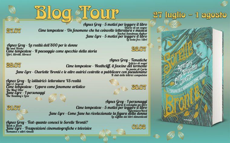Le sorelle Brontë – Blog Tour – Le istitutrici: letteratura vs realtà