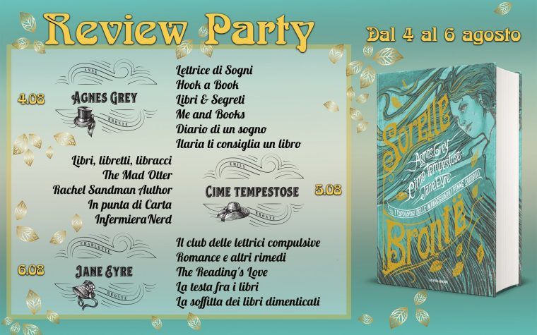 """Agnes Grey"" di Anne Brontë – Review Party"