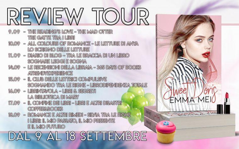 """""""Sweet Doris"""" di Emma Mei – Review Tour"""