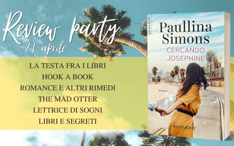"""Cercando Josephine"" di Paullina Simons – Review Party"